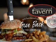 Burntwood Tavern selects FUTURES as its opening charity partner for Aug. 26th
