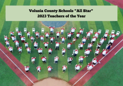 Volusia Schools Select Teachers of the Year