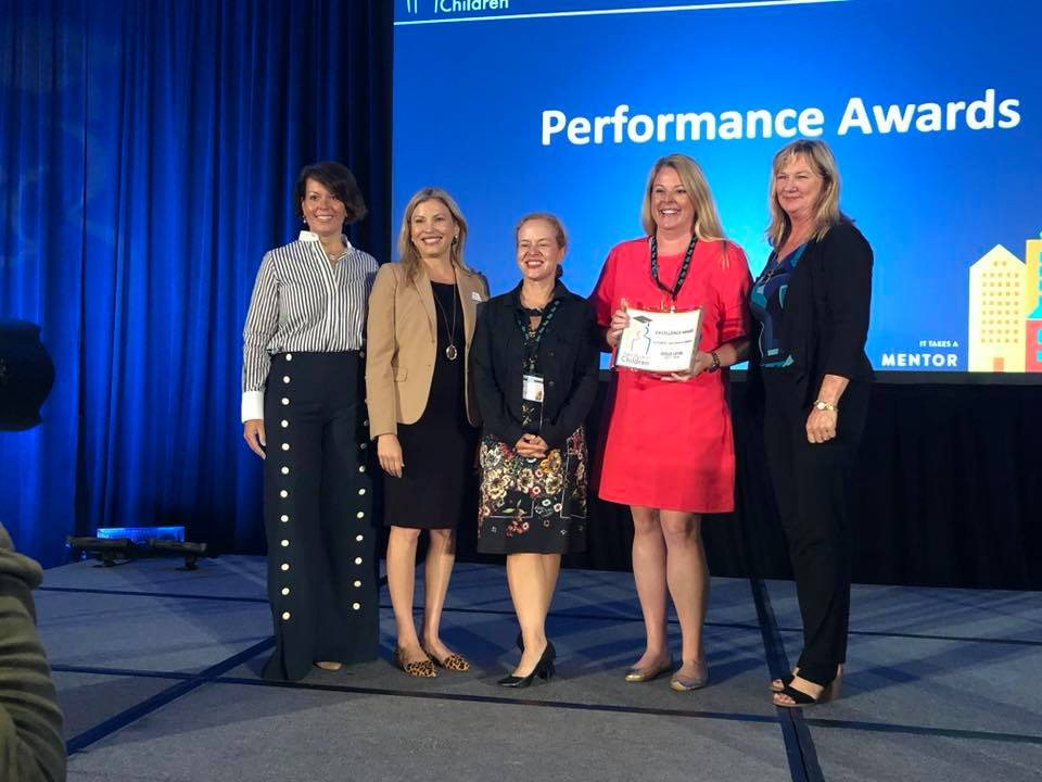 Volusia TSIC receives Gold Excellence Award