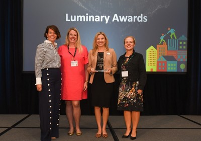 Volusia's Take Stock in Children Program Receives Luminary Award and Gold Level of Excellence
