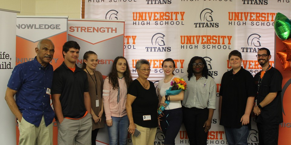 Volusia TSIC Scholar Juliana Gouveia Named 1 of 12 finalists for Leaders For Life Fellowship