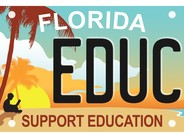 NEW License Tag for Learning!