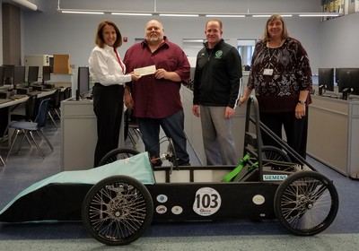 FUTURES Foundation for Volusia County Schools Receives $5,000 Innovative Generation STEM Solutions Project Grant from the Motorola Solutions Foundation