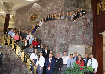 FUTURES Foundation Tomorrow's Leaders visit 7th Judicial Circuit Court