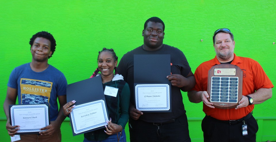 FUTURES Recognizes 80 middle & high school students as Turn Around recipients