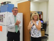 FUTURES and VCS Name Superintendent's Outstanding Achievement Award Winner