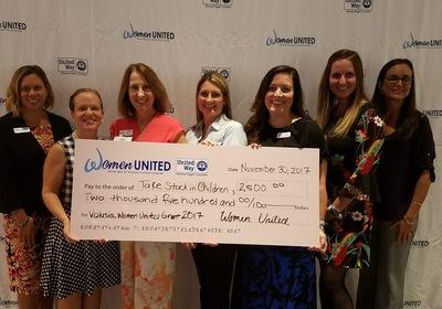 Women United donates $2,500 to Take Stock in Children Program